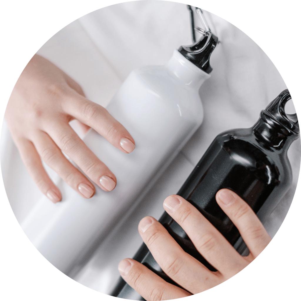 bouteilles-thermos-réutilisables-zéro-déchets