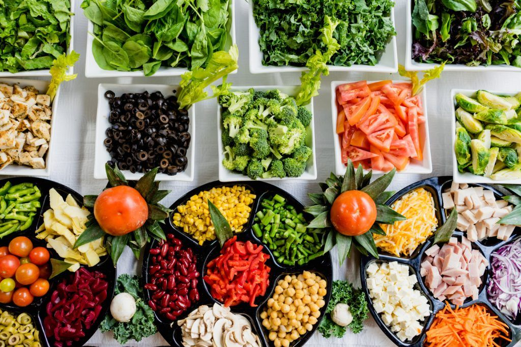 fruits et légumes pour une bonne nutrition