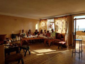 Salon marocain pour des moments de convivialité stage de kitesurf