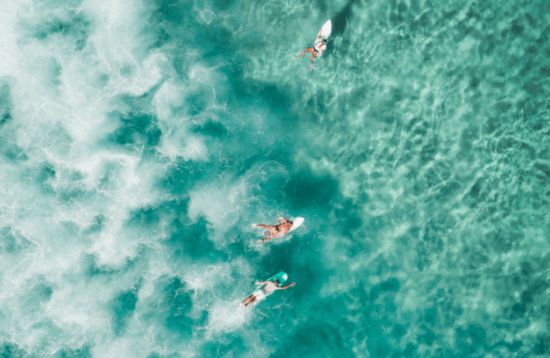 stage de surf aventure