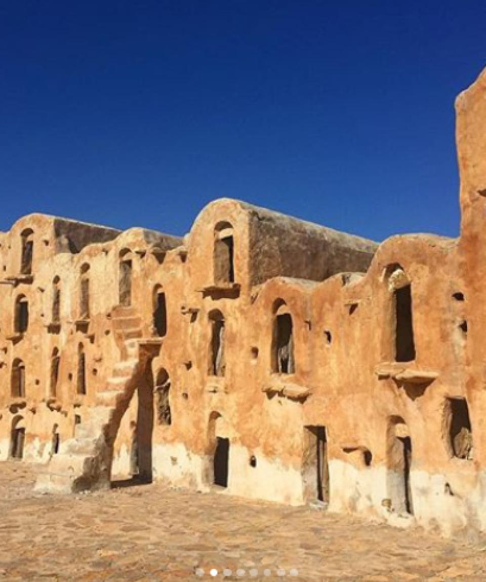 Ksours-berberes