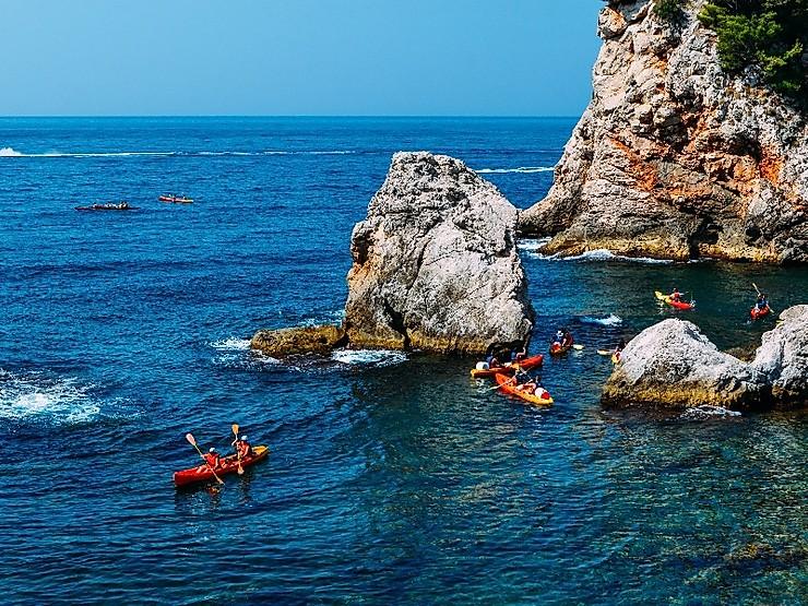 kayak-en-mer-crète