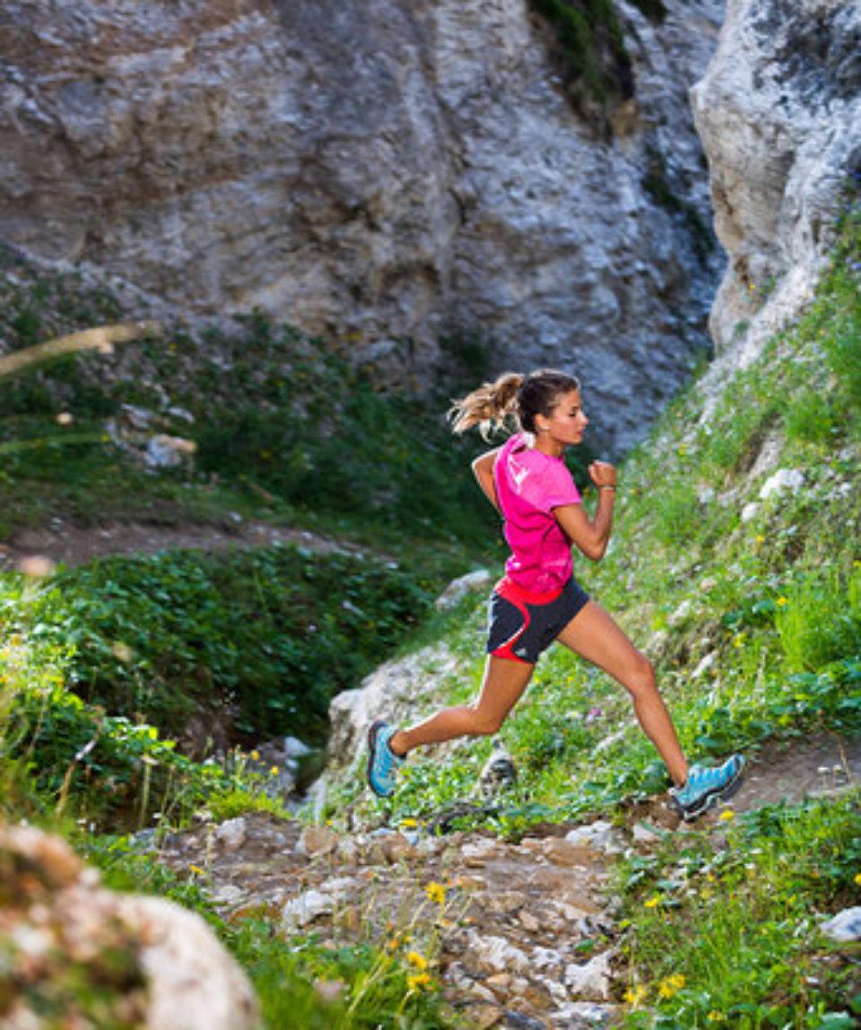 course-en-montagne