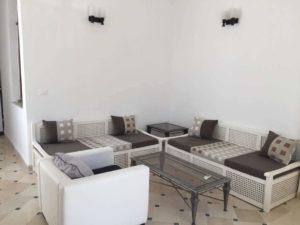 salon résidence Hammamet stage de yoga