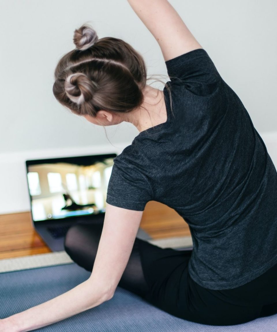 retraite de yoga en ligne