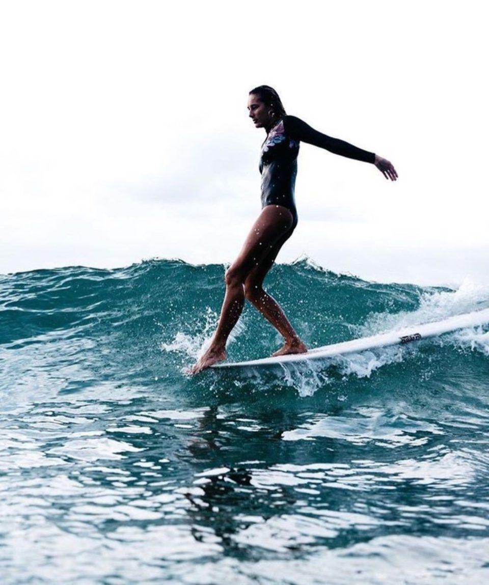 commencer à surfer