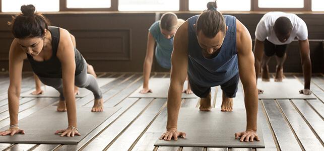 Les 5 éléments et le yoga : le feu posture qui réchauffe
