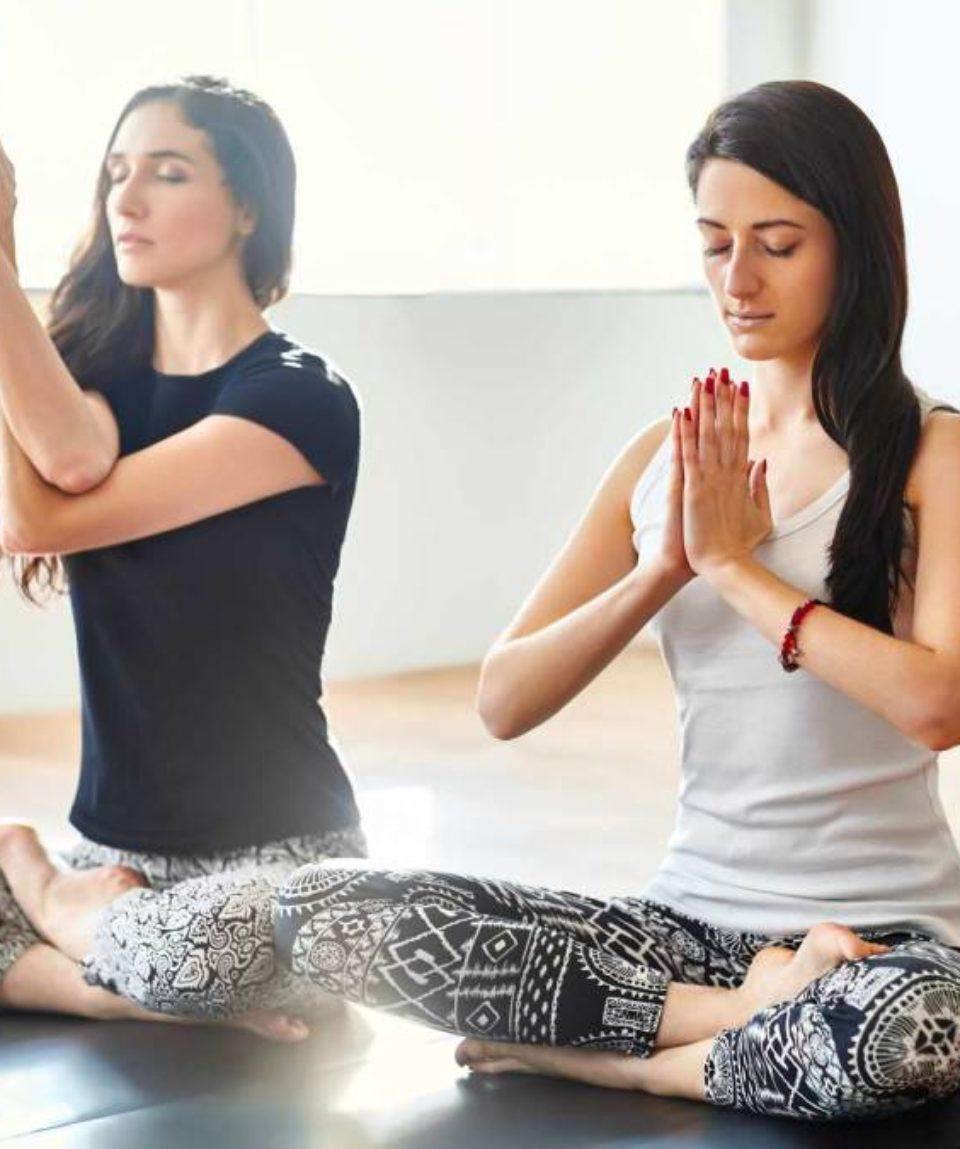 séance de yoga retrouver sa paix intérieure