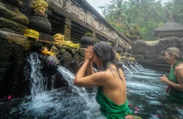 Eaux sacrées à Bali