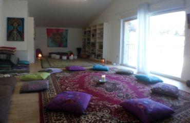 Salle de yoga La Source
