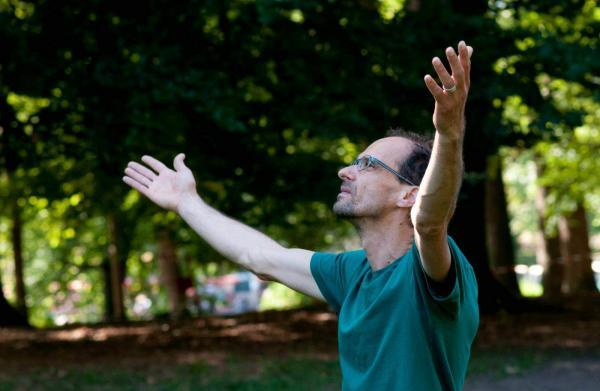 Cours de Qi Gong avec Jean Marie Gaide