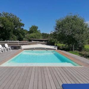 piscine Airial des pins Landes