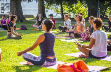 Ronde de yogis