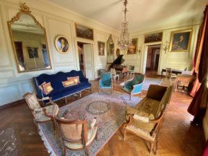 Salon du Château de Montmelas