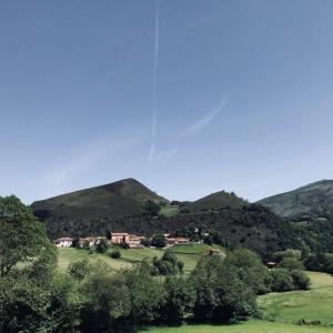 nature environnante de la retraite de yoga ayurveda au pays basque