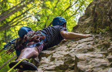 stage yoga & escalade - Ardèche (2)