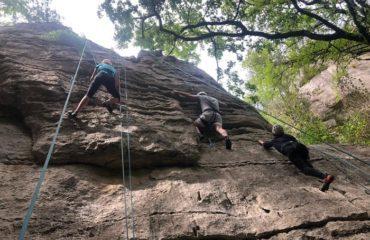 stage yoga & escalade - Ardèche (3)