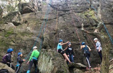 stage yoga & escalade - Ardèche