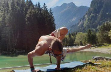 stage yoga & escalade - Ardèche (5)