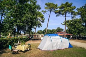 stage camping vélo yoga